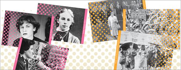 Frauen aus der Geschichte des Frauenstimmrechts